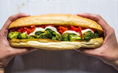 The Vegetarian Sandwich That's Impossible to Dislike (Bon Appétit)