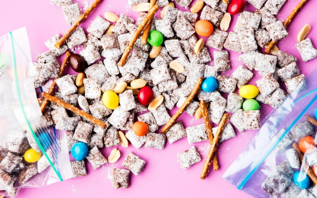 Puppy Chow Party Mix (Bon Appétit)