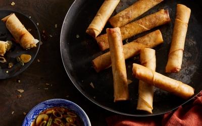 Lumpia-Frying Is a Filipino Rite of Passage (Food52)